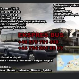 Ekspresbus - Przewóz osób Kobyla Góra