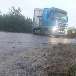 Samochodowy Transport Ciężarowy Gabriel Kamila Kiedrowscy Zbeniny - Firma Logistyczna Chojnice