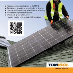 TOMISOL Aneta Tabor - Zielona Energia Sanok
