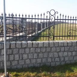Bruki Ogrodzenia z Kamienia - Zakład Kamieniarski Borne Sulinowo