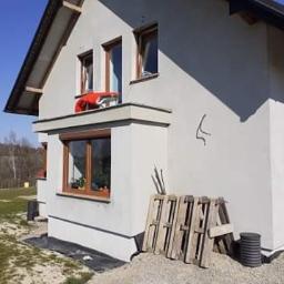 Fasady Steropianowe i Wentylowane - Izolacja fundamentów Gnojnik