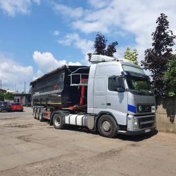 Fla-trans - Firma transportowa Dąbrowa Górnicza