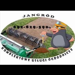 Jan Kempka Jangród - Prace działkowe Miedźna