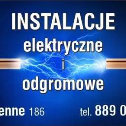 Instalacje Elektryczne i Odromowe - Anteny Satelitarne Czerwienne