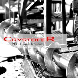 CRYSTOFER - Bramy przemysłowe Golęczewo