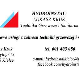 HYDROINSTAL Technika Grzewcza i Sanitarna - Hydraulik Kielce