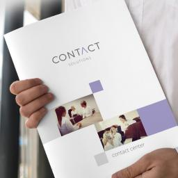 projekt broszury