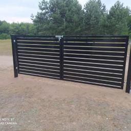 Ogrodzenia panelowe Ełk 19