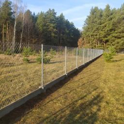Ogrodzenia panelowe Ełk 17