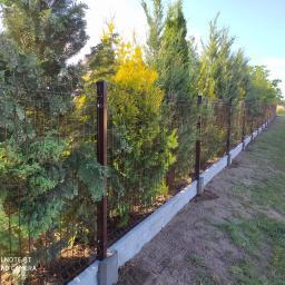 Ogrodzenia panelowe Ełk 13