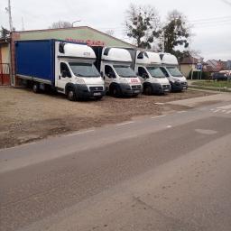 PPHU SAGA KRZYSZTOF ZAJĄC - Transport międzynarodowy do 3,5t Brzezia łąka