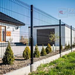PROFIKS Produkcja ogrodzeń - Montaż ogrodzenia Gózd