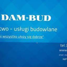 Dam-Bud - Fundament Dąbcze