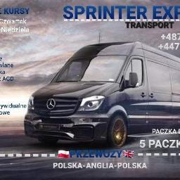 SPRINTER EXPRESS - Usługi Przeprowadzkowe Tarnobrzeg