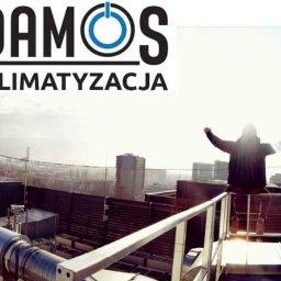 Damos - Wentylacja i rekuperacja Oleśnica