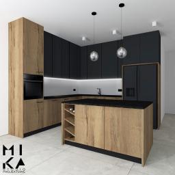 projekt kuchni , która niebawem zostanie zrealizowana;)