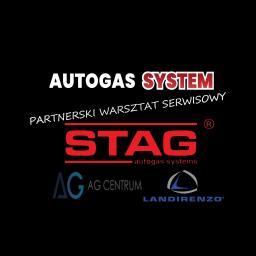 AUTOGAS SYSTEM Konrad Wiśniewski - Auto gaz Warszawa