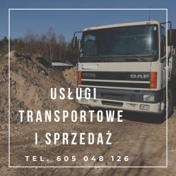 Usługi Transportowe Wanda Słomka - Piasek Staszów