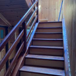Schody drewniane Szydłowiec 7
