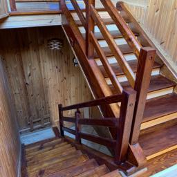 Schody drewniane Szydłowiec 6