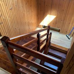 Schody drewniane Szydłowiec 5