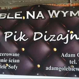 Pik Dizajn Adam Gołębiewski - Tapicer Krusze