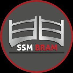 SSM Bram - Ogrodzenia kute Inwałd