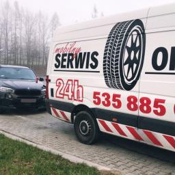 HK-Tuning Mobilny Serwis Opon - Pomoc drogowa Kraków