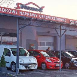 Warsztat Samochodowy AUTOHERC - Wypożyczalnia samochodów Zamość
