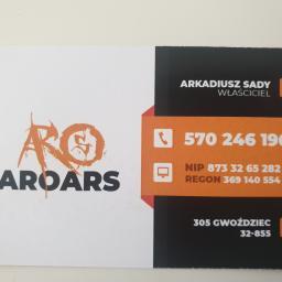 Aroars Arkadiusz Sady - Ocieplanie Domu Gwoździec
