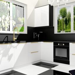 Czarno na białym - Projektowanie Mieszkań Kwidzyn