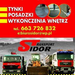 Usługi ogólnobudowlane Danuta Sidor - Malowanie Środa Śląska