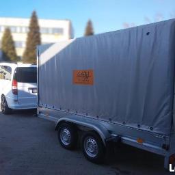 Wypożyczalnia Przyczep Gabi, Transport - Firma transportowa Katowice