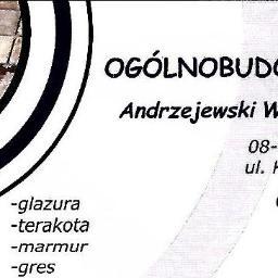 Usługiogólnobudowlane Andrzejewski Wlodzimierz - Glazurnik Sobolew