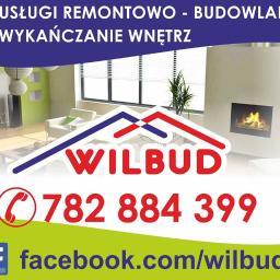 WILBUD - Malowanie Szczucin