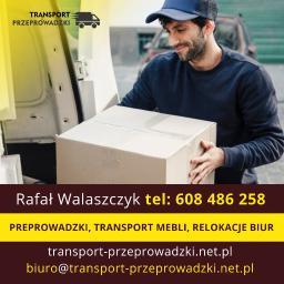 Transport-Przeprowadzki - Przeprowadzki Częstochowa