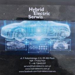 HYBRID ELECTRIC SERWIS - Przeglądy i diagnostyka pojazdów Płock