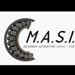 M.A.S.I.K - Hale Stalowe Węglew