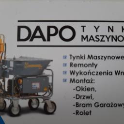 TYNKI MASZYNOWE - Ekipa budowlana Gryfice