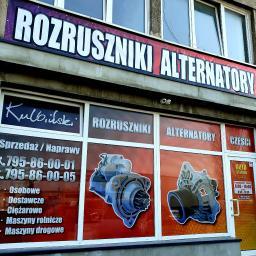 AUTO-STARTER Damian Kulbiński rozruszniki, alternatory, części - Busy Szczecin