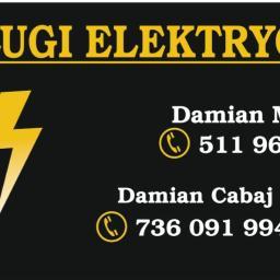 Usługi Elektryczne Damian Cabaj - Alarmy Grala-Dąbrowizna