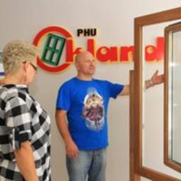 PHU OKLAND - Sprzedaż Okien PCV Legnica