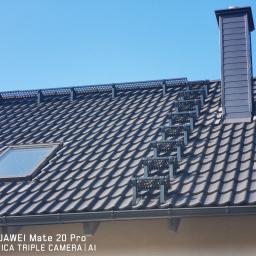 DACH-SYSTEM - Wykonanie Pokrycia Dachowego Gdańsk