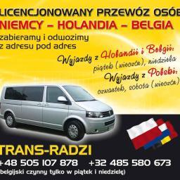 trans-radzi - Firma transportowa Łukta