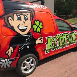 KomPak Zakład Wentylacyjno-Kominiarski Patryk Pakuła - Kominki Kraśnik