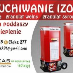 """""""To-Czas"""" Wojciech Toczek - Ocieplanie poddaszy Ciche"""