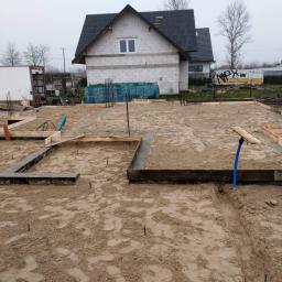 Domy murowane Kłanino 3