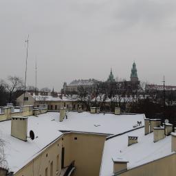 Przebudowa i zmiana sposobu użytkowania Kraków