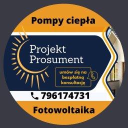 Projekt Prosument Joanna Szerechan - Systemy Fotowoltaiczne Unisław