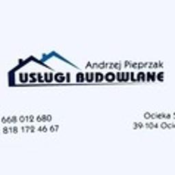 Usługi Budowlane Pieprzak- Andrzej Pieprzak - Wylewanie Fundamentów Ocieka